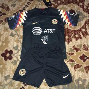 America Fc away kit for kids 2019/2020